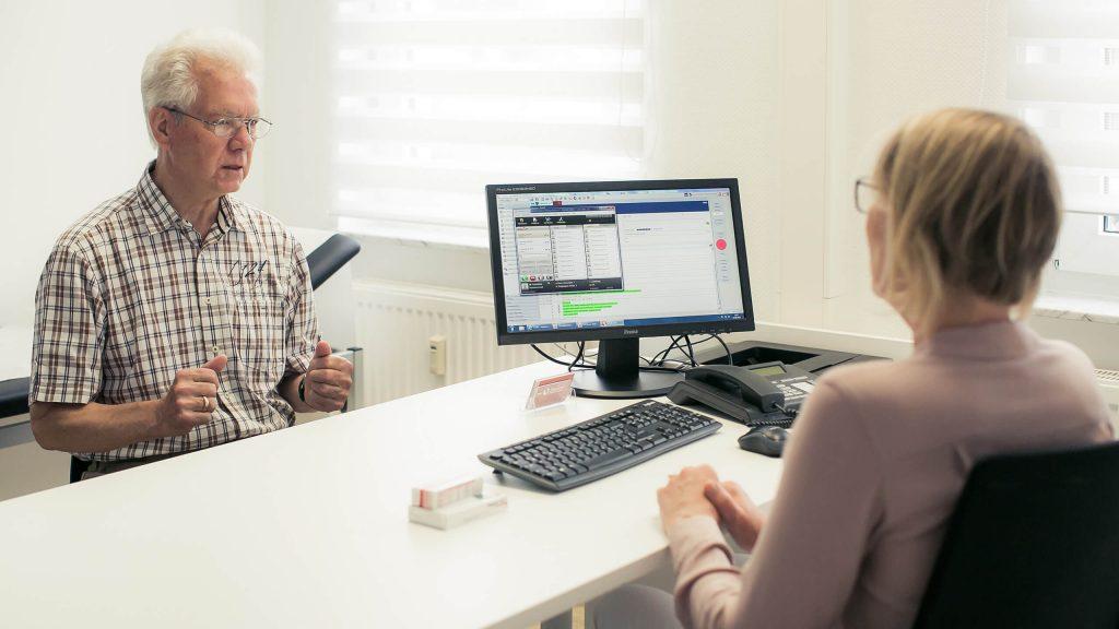 Geriatrie – Versorgung älterer Menschen